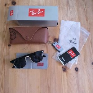 Ray-Ban Clubmasters Sunglasses